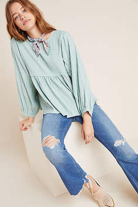 Ro & De Rowan Dolman-Sleeved Blouse
