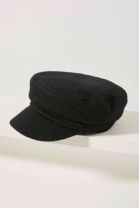 Anthropologie Wool Engineer Cap