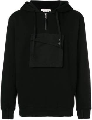 Alix pouch front hoodie