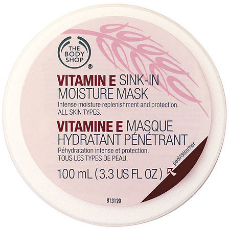 The Body Shop Vitamin E Sink-In Moisture Mask 3.38 fl oz (100 ml)