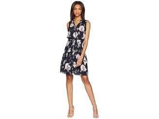 Rebecca Taylor Sleeveless Magnolia Dress