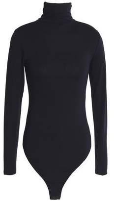 Majestic Filatures Knitted Turtleneck Bodysuit