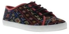 Sam Edelman Girl's Naomi Printed Sneakers