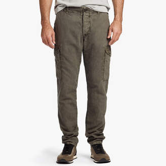 James Perse LINEN COTTON UTILITY PANT