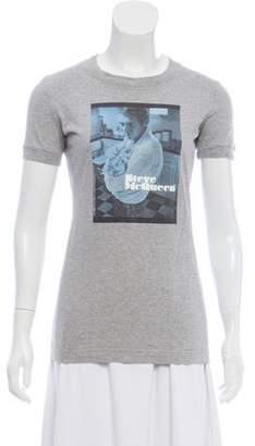 Dolce & Gabbana Steve McQueen Short Sleeve T-Shirt