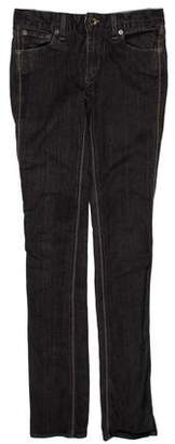 Rag & Bone Low-Rise Skinny Jean