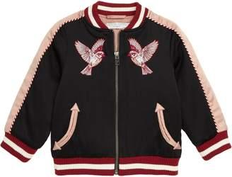 Stella McCartney Willow Bomber Jacket