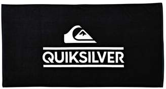 Quiksilver Wordmark Towel Black OSFA