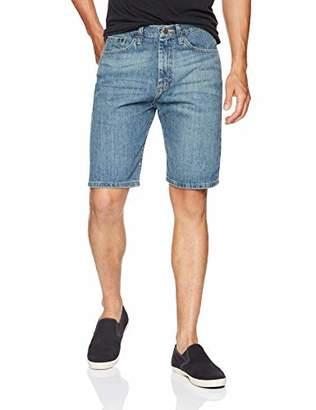 Wrangler Authentics Men's Classic Relaxed Fit Five-Pocket Jean Short