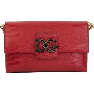 Dolce & Gabbana Lizard handbag