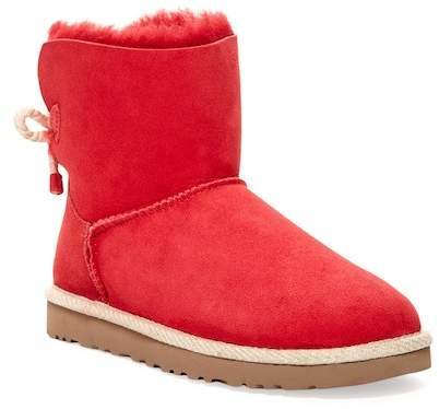 UGG Australia Selene Genuine Shearling Boot