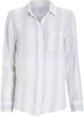 Rails Charli Striped Button Front Shirt
