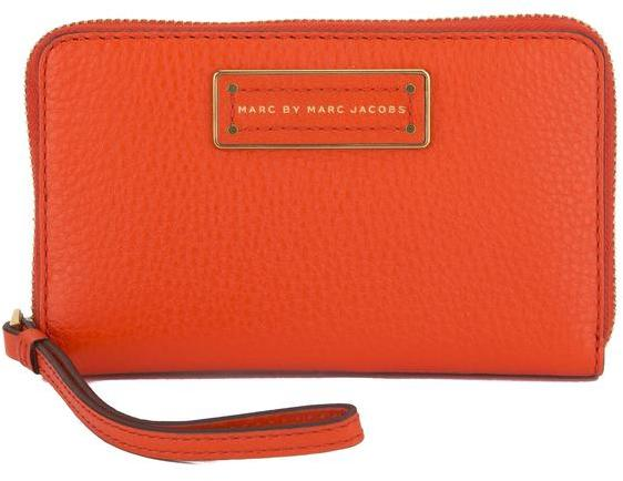 Marc By Marc Jacobs Marc Jacobs Red Too Hot To Handle Wingman (New with Tags)