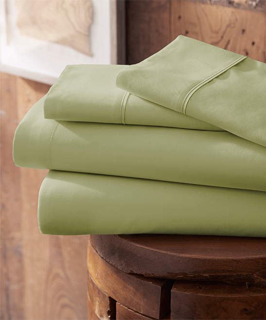 Sage Ultra-Soft Brushed Microfiber Sheet Set