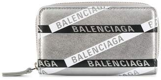 Balenciaga Everyday zip-around card holder