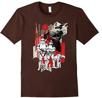 Star Wars Last Jedi Darkness Rises Within Order T-Shirt