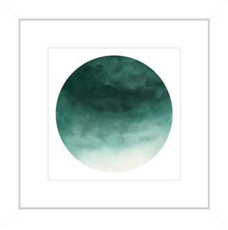 "PTM Images Other Side of the Moon Framed Giclee Print - 12""x12\"""