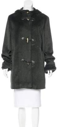 Cinzia Rocca Llama Short Coat