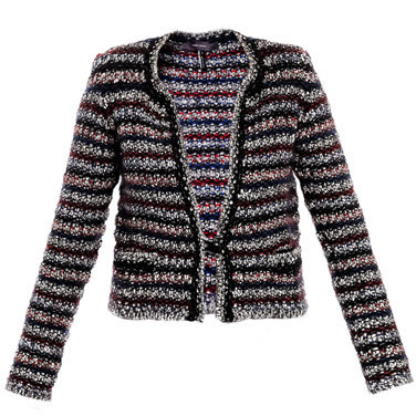 Isabel Marant Barte tweed jacket