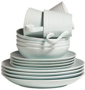 Gordon Ramsay Maze 16 Piece Dinnerware Set, Service for 4