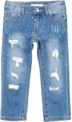 Silvian Heach KIDS Denim pants - Item 42667191SN