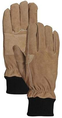Lfs Glove LFS Glove AGC5562L Large Bellingham Mens Insulated Leather Work Glove, Tan
