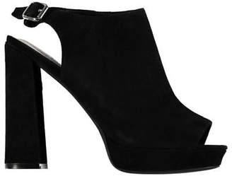 Jeffrey Campbell Womens Payola Block Heeled Platform Summer Casual Shoes