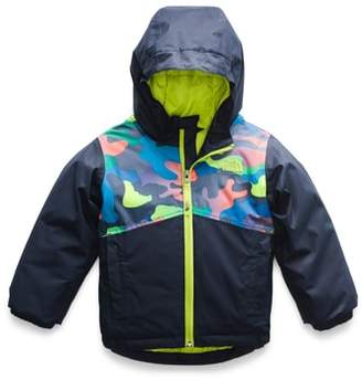 The North Face Snowquest Waterproof Insulated Winter Jacket