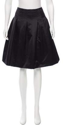Marc by Marc Jacobs PVC Knee-Length Skirt