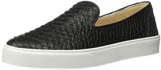 Kaanas Women's Cameroon Embossed Loafer Sneaker