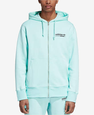 adidas Men's Kaval Logo Zip Hoodie