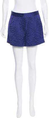 Elizabeth and James Mid-Rise Quilted Mini Shorts w/ Tags