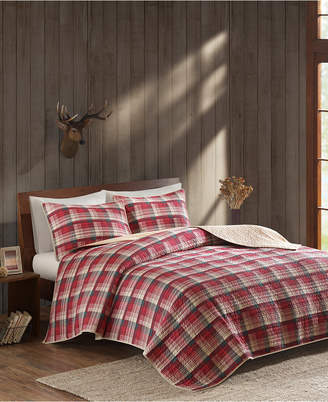 Woolrich Tasha Reversible 3-Pc. Oversized King/California King Quilt Mini Set