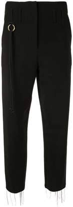 Song For The Mute slim-fit tailored trousers