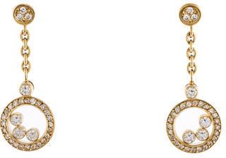 ChopardChopard Happy Diamond Drop Earrings