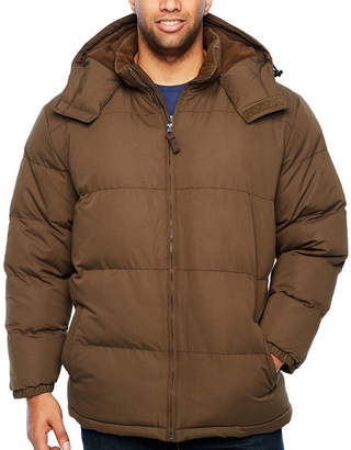 Co THE FOUNDRY SUPPLY The Foundry Big & Tall Supply Hooded Midweight Puffer Jacket - Big and Tall