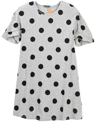 Harper Canyon Ruffle Sleeve Dress (Big Girls)