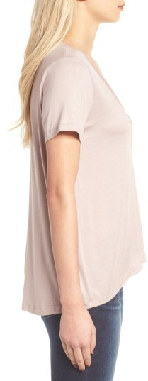 Women's Lush Deep-V Neck Tee 3