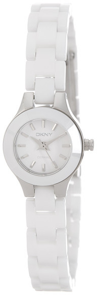 DKNY DKNY Women's Mini Ceramic Bracelet Watch