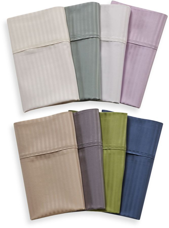 Tencel Eucalyptus OriginsTM Stripe Sheet Set