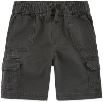 ARIZONA Arizona Twill Cargo Shorts - Toddler Boys $26 thestylecure.com