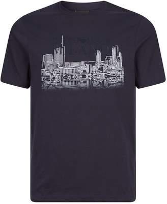 Emporio Armani City Print T-Shirt