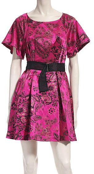 3.1 Phillip Lim Brocade Belted Dress