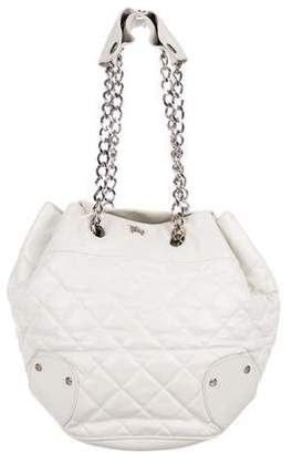 Burberry Quilted Leather Shoulder Bag