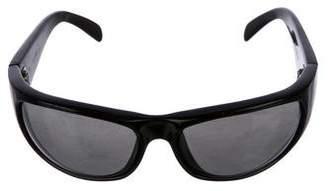 Dita Rectangular Tinted Sunglasses