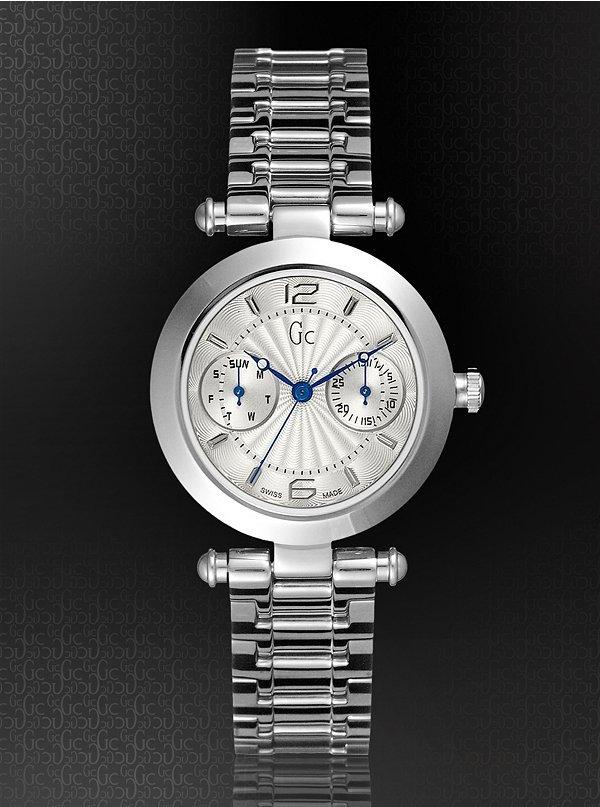 Gc Primera Class Silver Timepiece