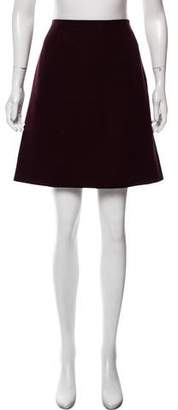 Marc Jacobs A-Line Mini Skirt