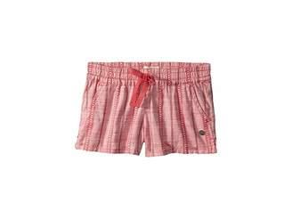 Roxy Kids Sweet As Honey Shorts (Big Kids)