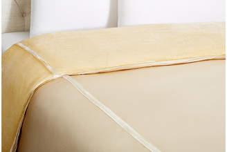 Kumi Kookoon Velvet Duvet Cover - Ivory