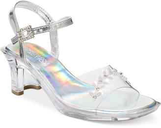 Kenneth Cole Reaction Girls' or Little Girls' Cinder-R-Ella Dress Shoes $38 thestylecure.com